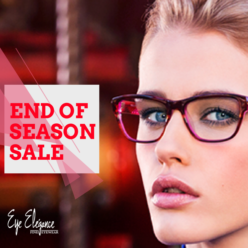 End of Season Sale Ends September 16th