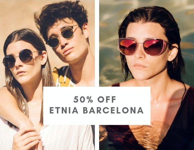 Etnia Barcelona Closeout Sale at Eye Elegance