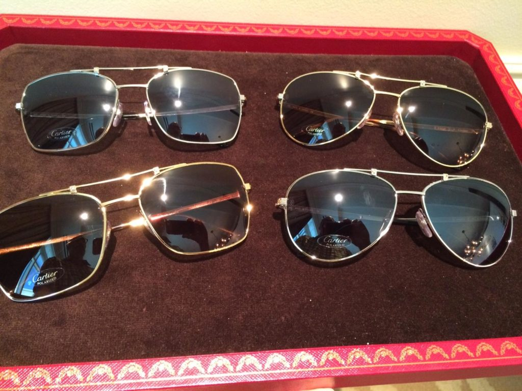 New Cartier Eyewear Collection