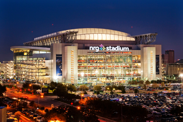 NRG Stadium Home of Houston Super Bowl LI