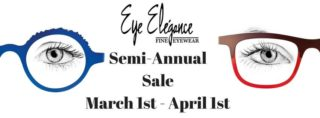 Semi Annual Sale up to 60% OFF select frames