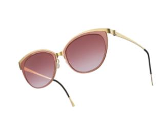 Lindberg Sunglasses Gold Rose