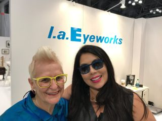 Frames for a Cause by l.a. eyeworks co-founder