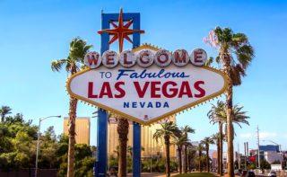Las Vegas Sign Vision Expo West