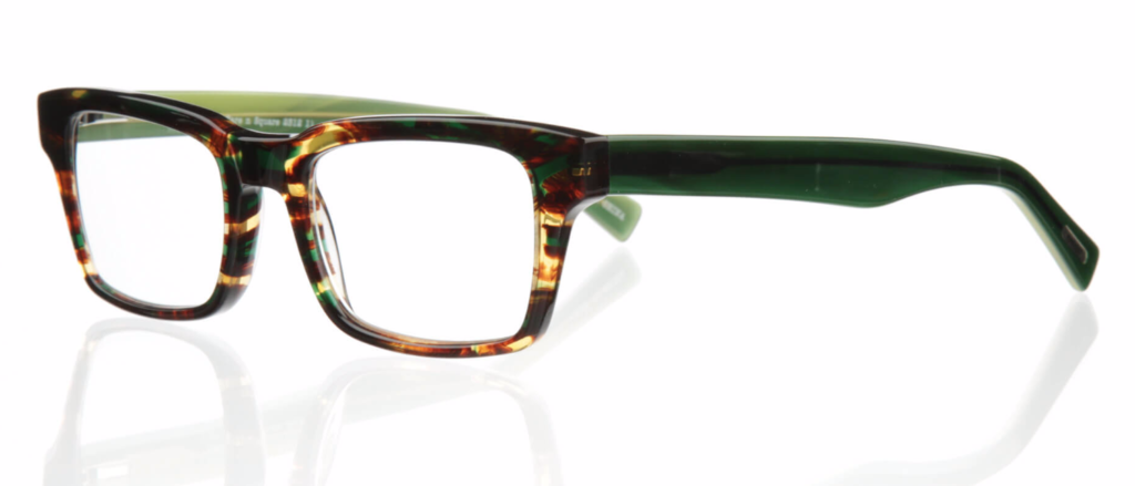 EyeBobs Fare n Square Green