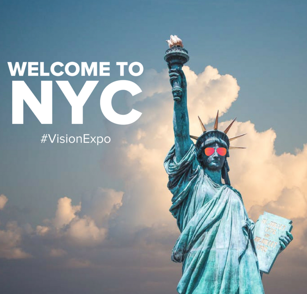 Vision Expo East NYC 2018