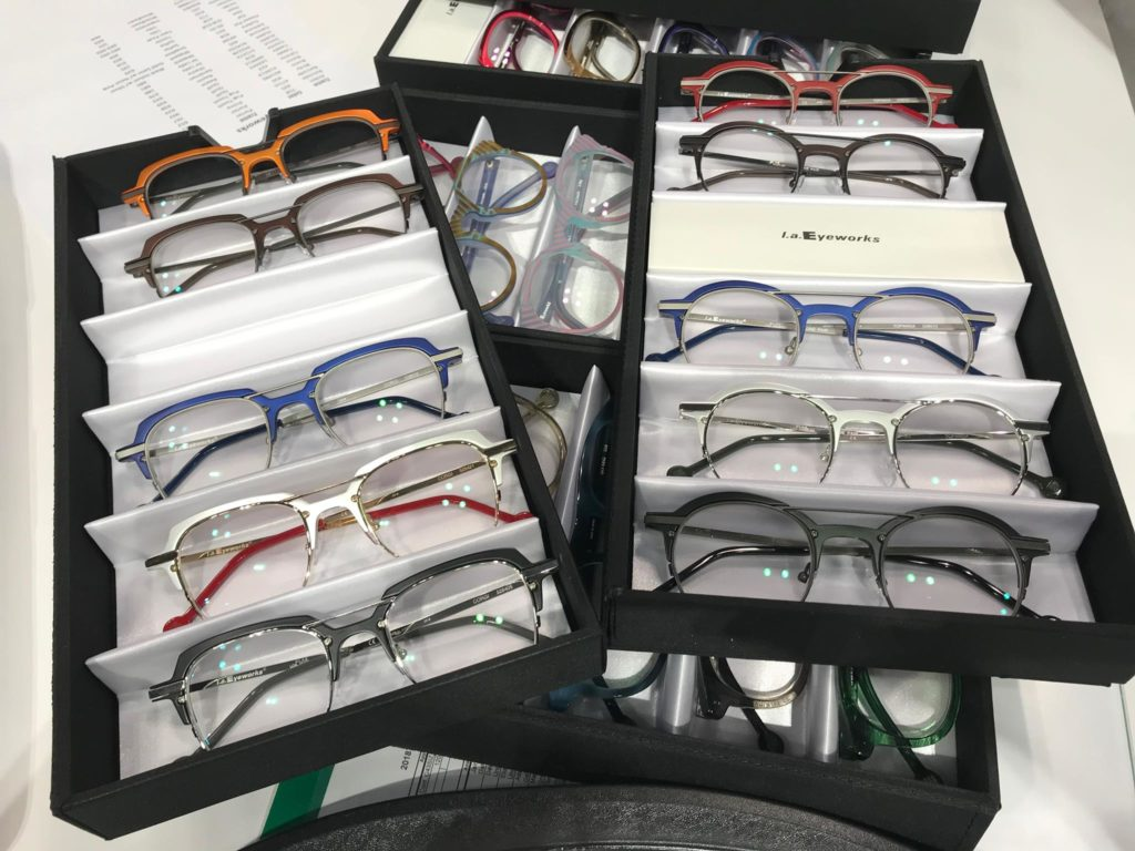 la Eyeworks 2018 collection