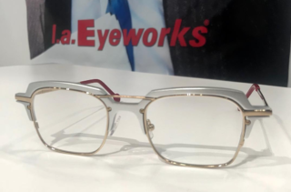 la Eyeworks at Vision Expo East 2018