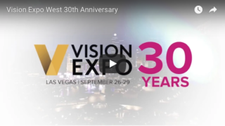 Vision Expo West 30th Anniversary 2018